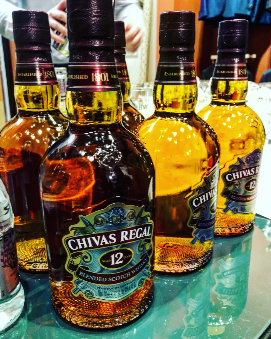 *MCR Event* Burns Night in style – Chivas Regal with PaulSmith