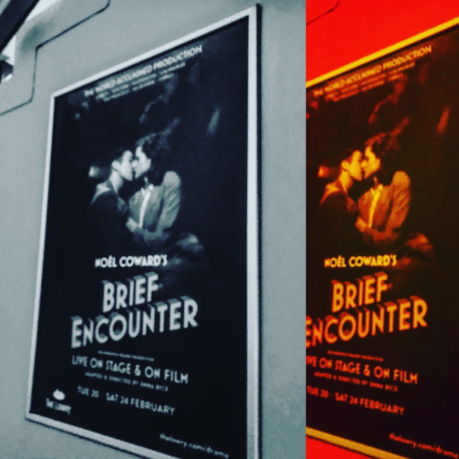 All aboard for Brief Encounter – destination West End, first stopSalford…