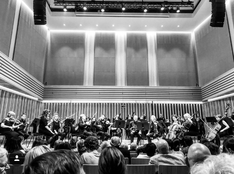 The Northern Chamber Orchestra – Mozart and Elgar and Beethoven – Ohmy!