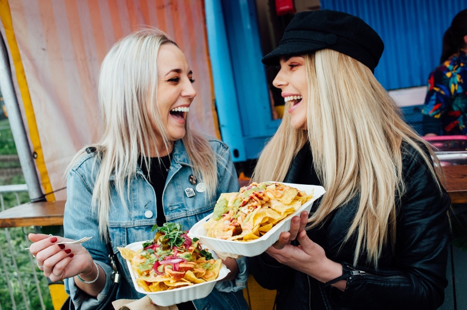 Foodies gather – it's the Manchester Eats festivalgiveaway!
