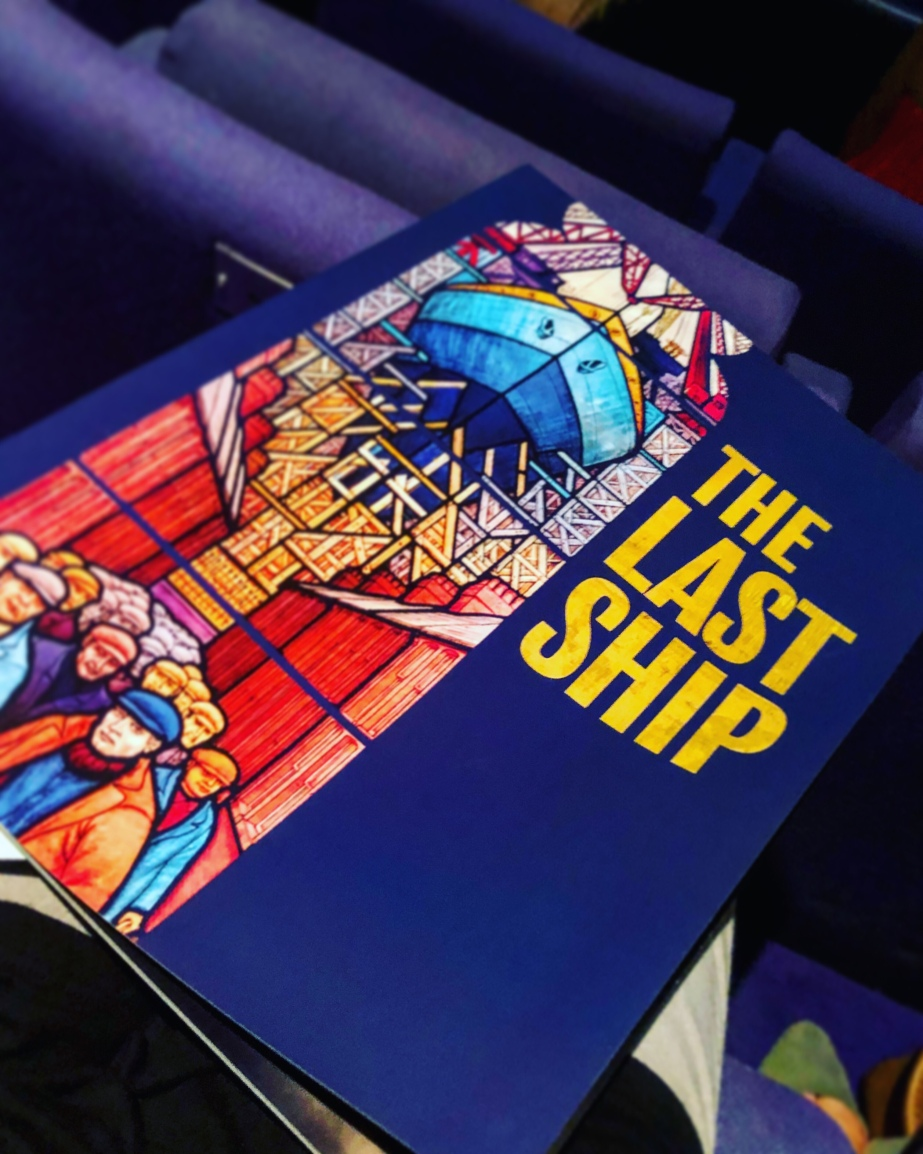 Theatre review – The Last Ship at theLowry
